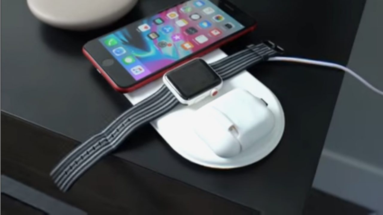 APPLE CANCELS AIRPOWER WIRELESS CHARGER | TheBlackChinese