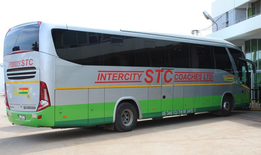 Buying a ticket from Intercity STC Online