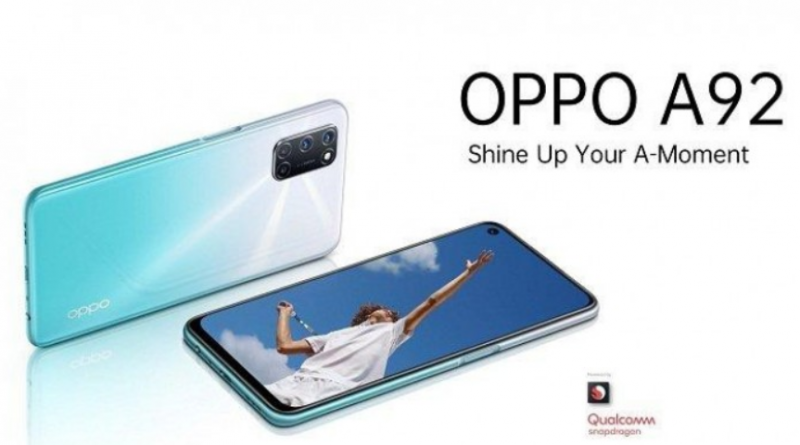 Oppo A92 Specification.