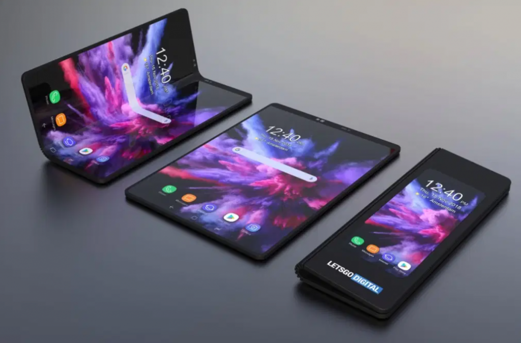 Android Foldable Phones
