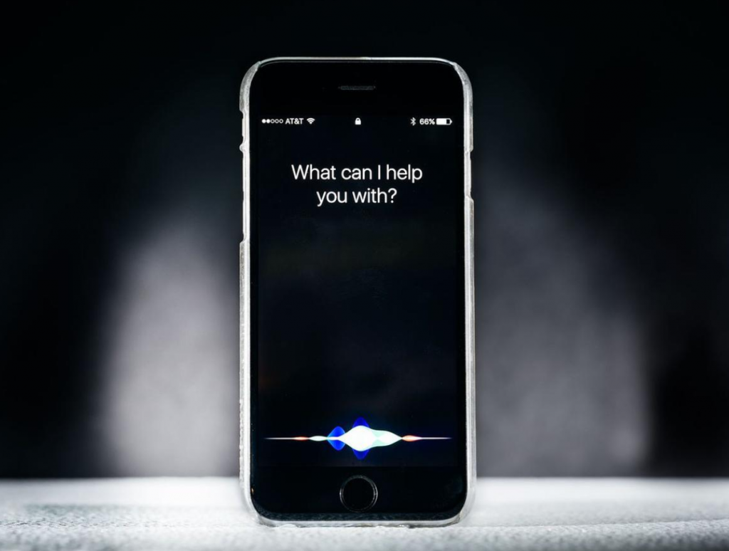 Apple's Siri Voice Assistant