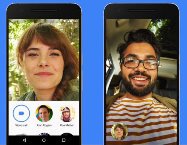 Google Duo on Android