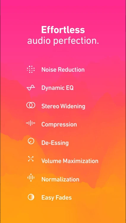 Dolby On: Record Audio & Music (Early Access)