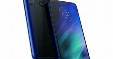 Motorola One Fusion Launched.